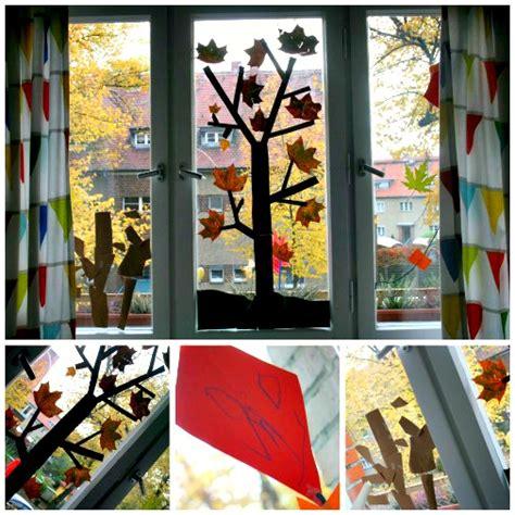 Herbstdeko Ans Fenster by Herbstzeitfenster Heldenhaushalt
