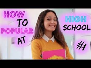 PRIMA ZI LA LICEU!!! | HOW TO BECOME POPULAR AT HIGH ...