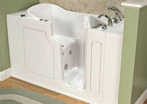 walk in bathtubs walk in bathtubs for seniors safe step tub