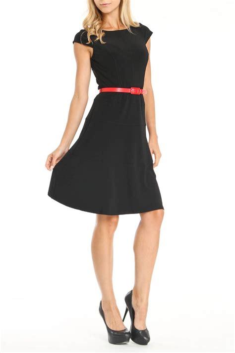 anne klein sophia dress  black clothes pinterest