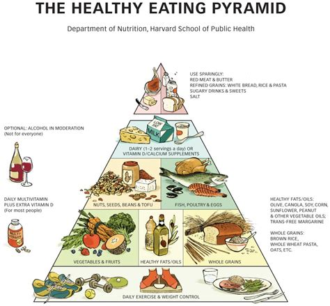 Healthy Eating Plate Healthy Eating Pyramid The
