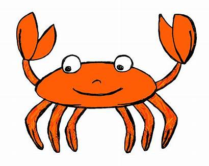Clip Ocean Crab Freebie Doodles Drew Today