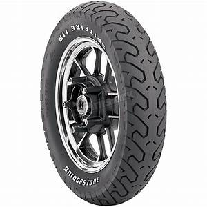 bridgestone rear s11 spitfire 130 90h 16 raised white With 16 inch white letter tires