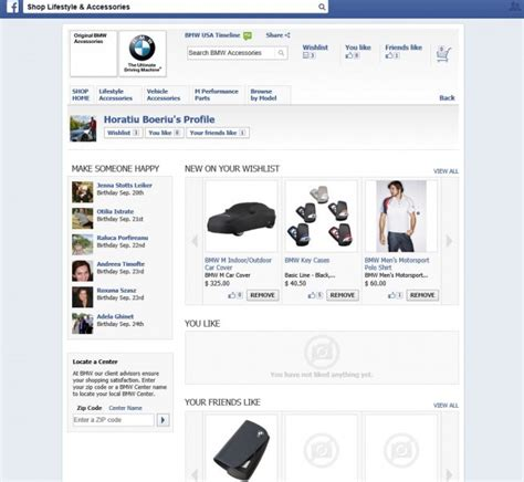 Bmw Shop Usa by Bmw Usa Launches Lifestyle Accessories Shop On