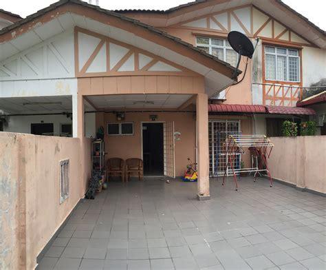 Rumah Teres 2 Tingkat Untuk DIJUAL, Taman Putra Perdana