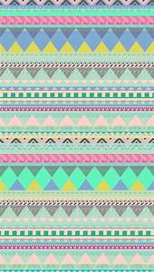 Colourful tribal wallpaper | ☀️Creative wallpapers☀️ ...