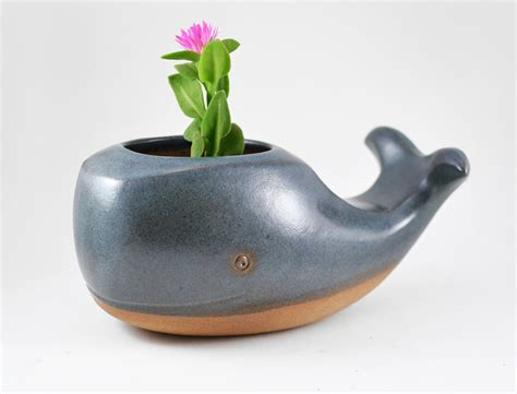 Handmade Ceramic Animal Planters By Cumbuca Chic