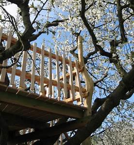 Baumhaus Ohne Baum : baumhaus aussichtsplattform aus robinie witzenhausen ~ Lizthompson.info Haus und Dekorationen
