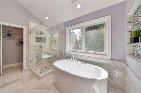 doug natalies master bathroom remodel pictures home