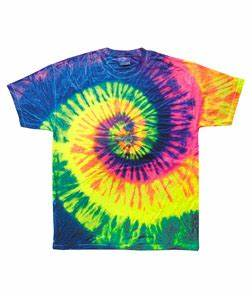 Mens Custom Tie Dye Shirts