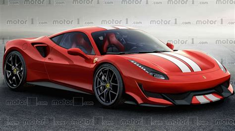 ferrari  pista wallpapers wallpaper cave