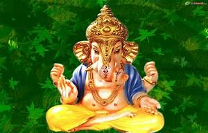 Online Wallpapers Shop: Lord Ganesh Wallpaper, Free ...