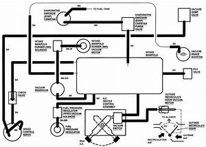 1998 Ford Escort Vacuum Hose Diagram