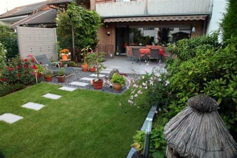 Gartengestaltung Tipps Fuer Kleines Budget by Kleiner Garten Reihenhaus