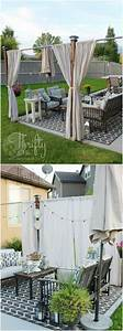 Diy, Outdoor, Privacy, Screen, After, Years, Off, Feeling, A, Lack, Of, Privacy, When, Hanging, Out, On, Our