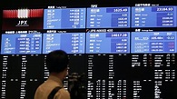 Tokyo Stock Exchange frozen by outage - Independent.ie