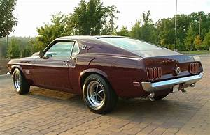 1969 FORD MUSTANG BOSS 429 FASTBACK - 43823