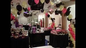 decoracion con globos para cumpleaños