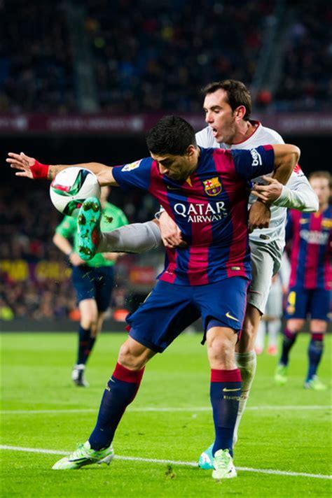 Diego Godin, Luis Suarez - Luis Suarez Photos - Barcelona ...