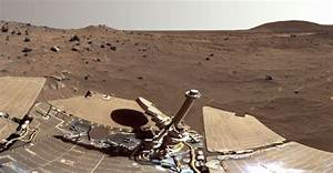 Spirit Rover: More Evidence for Ancient Hot Springs on ...