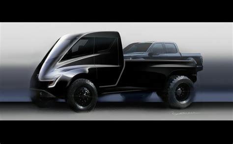 tesla pickup truck shown  semi  video