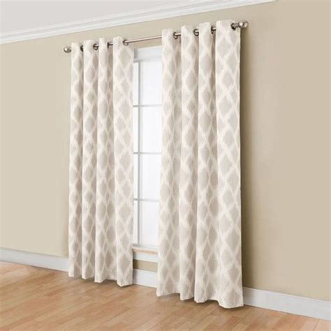 miller home two curtain panels 17 best ideas about beige curtains on curtains