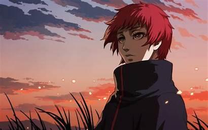 Naruto Sasori Anime Haired Desktop Boy Wallpapers