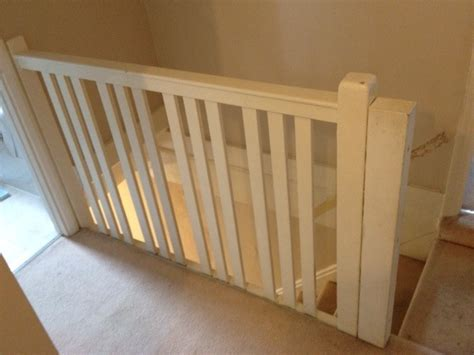 fitting banisters fitting new banister and spindles carpentry joinery