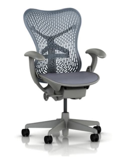 new herman miller mirra basic ergonomic computer home