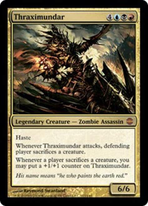 thraximundar alara reborn gatherer magic the gathering