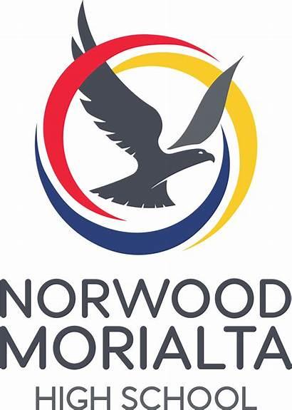 Norwood Morialta Schools Government Secondary Logos Commons