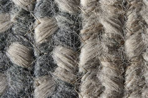 braided rug close  texture picture  photograph