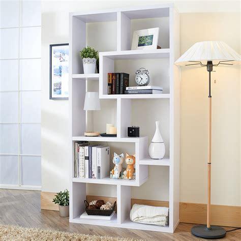 Bookshelf Amazing Modern White Bookshelf Modern Bookcase