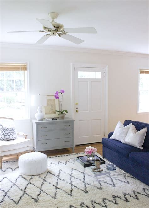 Living Room Entryway Design by How To Decorate When Your Front Door Opens Into Your