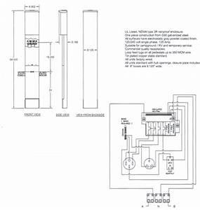 50  30  20 Amp Direct Burial Rv Pedestal Electrical Box