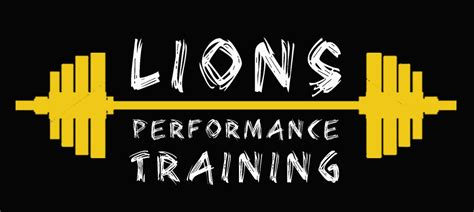 summer lions performance training sign clear lake community