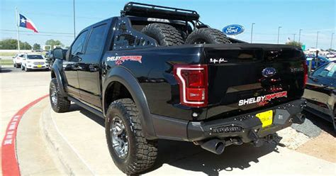 amazing  ford  shelby raptor baja edition