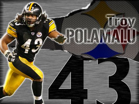 steelers wallpaper troy famouse wallpapers