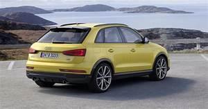 Audi Q3 Restylé : audi q3 restyl jamais deux sans q trois ~ Medecine-chirurgie-esthetiques.com Avis de Voitures