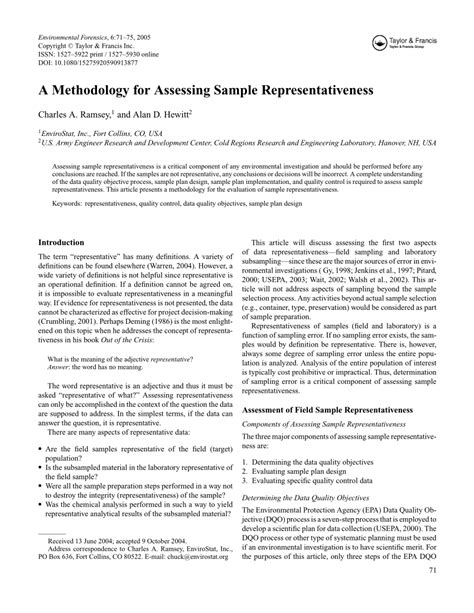 Many of these online research methods are related to existing research methodologies but. sample of a research paper methodology, How To Write A ...