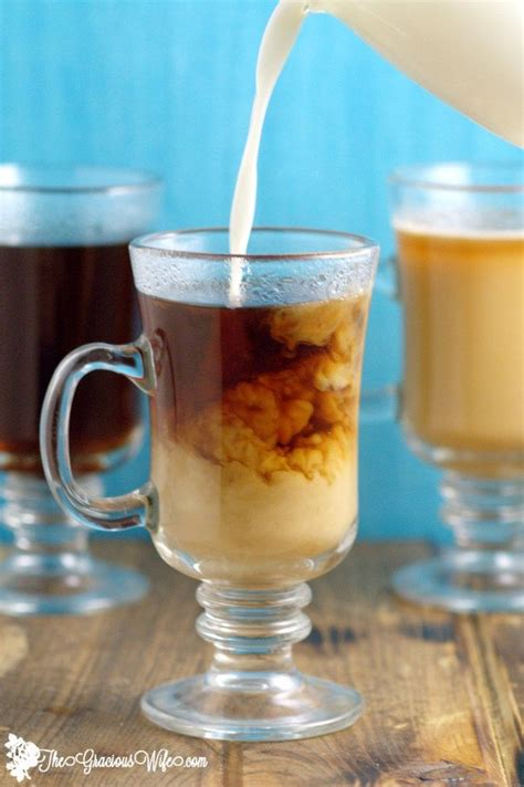 Flavored coffee creamers may be delicious, but they're usually full of added sugar and preservatives. Homemade Marshmallow Coffee Creamer Recipe- A yummy, fun ...