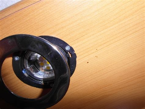 Led Einbaustrahler Wechseln by Einbaustrahler Leuchtmittel Wechseln Wohnmobil