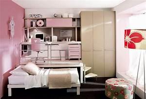 Chambre Pour Ado : chambre pour ado fille de 12 ans ~ Farleysfitness.com Idées de Décoration