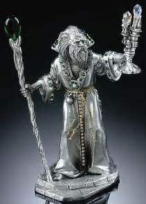 pewter wizard pewter figurines porcelain