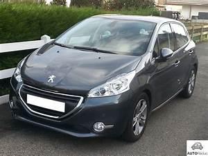 Peugeot 208 Allure Occasion : achat peugeot 208 1 6l e hdi etg6 allure d 39 occasion pas cher 15 890 ~ Gottalentnigeria.com Avis de Voitures
