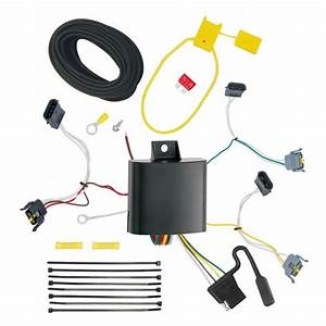 Trailer Wiring And Bracket And Light Tester For 01