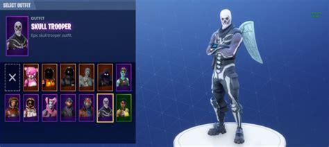Fortnite Account (pc) Skull Trooper + Ghoul Trooper + Og Umbrella Glider