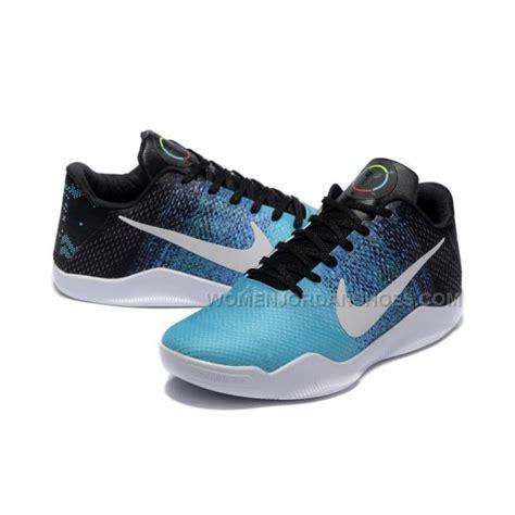 nike light blue shoes nike 11 light blue white black basketball shoes