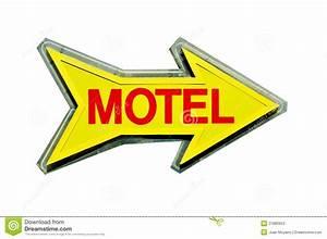 Motel Sign Stock Photos - Image: 21880953