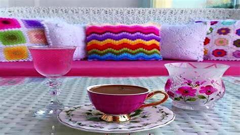 decoracion hogar crochet tejido a crochet decoracion para la casa youtube